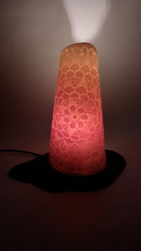 Lampe Porcelaine #2