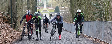Fietsvakante vakantiehuis Heuvelland Gent-Wevelgem Wielrennen K Fietsen cyclo Kemmelberg