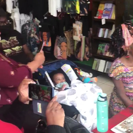 A Mother's Day Story Time