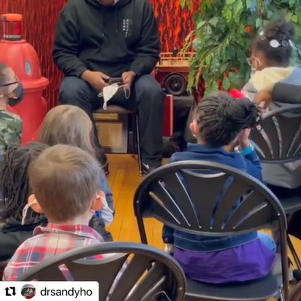 2nd Annual Black History Month Story Time