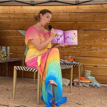 How's Your Mood and Outdoor Themed Story Time