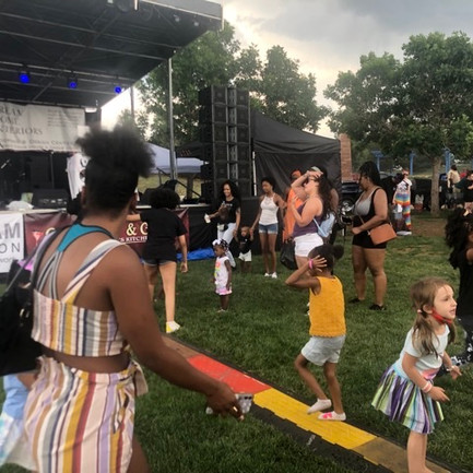 2nd Annual Juneteentg, Pride, and Black Music Month Story Time