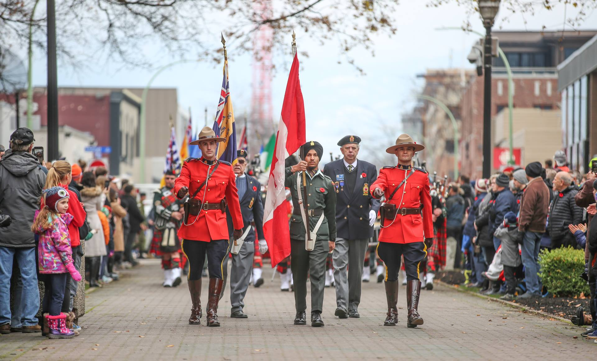 Remembrance Day 2018.