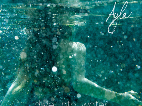 Debut Album Release 'Dive into Water'