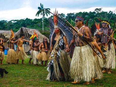 Yawanawa tribe Retreat in Brasil