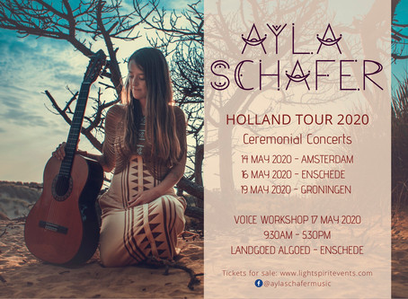 Copy of Holland Tour May 2020