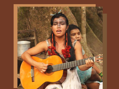 Traditional Chants workshops with Yawanawa