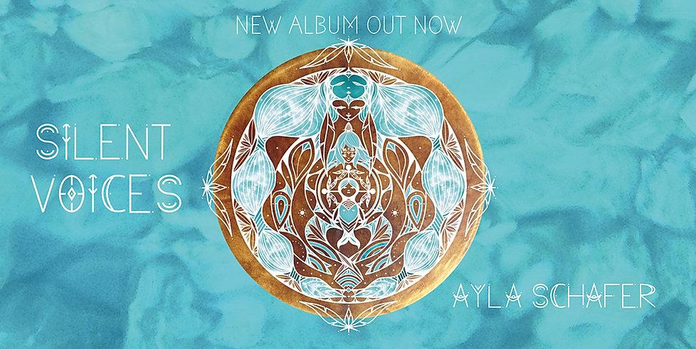 silent voices fb - new album out now - c
