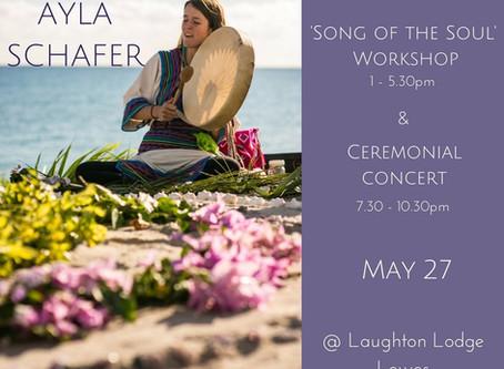 LEWES-  Workshop & Ceremonial concert (feat. Avalon Roots)