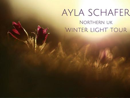 'Northern UK -WINTER LIGHT TOUR'