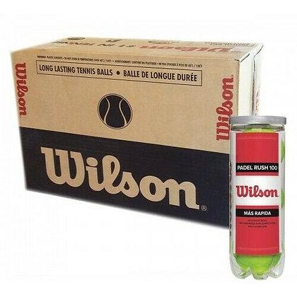 Caja 24 tarros de pelota Wilson Padel