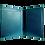 Thumbnail: Saffiano Bi-Colored Passport Sleeve