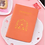Thumbnail: Candy Color Passport Cover Card Case Women Men Credit Card Holder Travel ID Doc