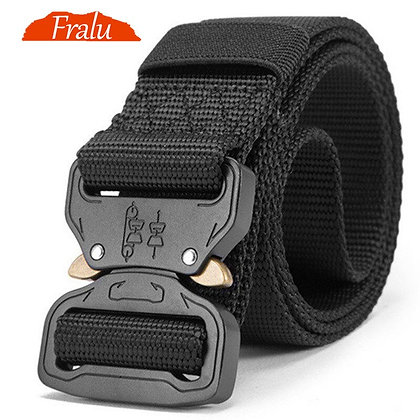 New Nylon Belt Men Army Tactical Belt Molle Military SWAT Combat Belts