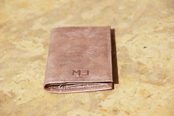 Glamour - Women's Leather Wallet
