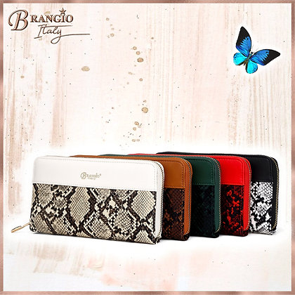 Serpa Handmade Wristlet Wallet