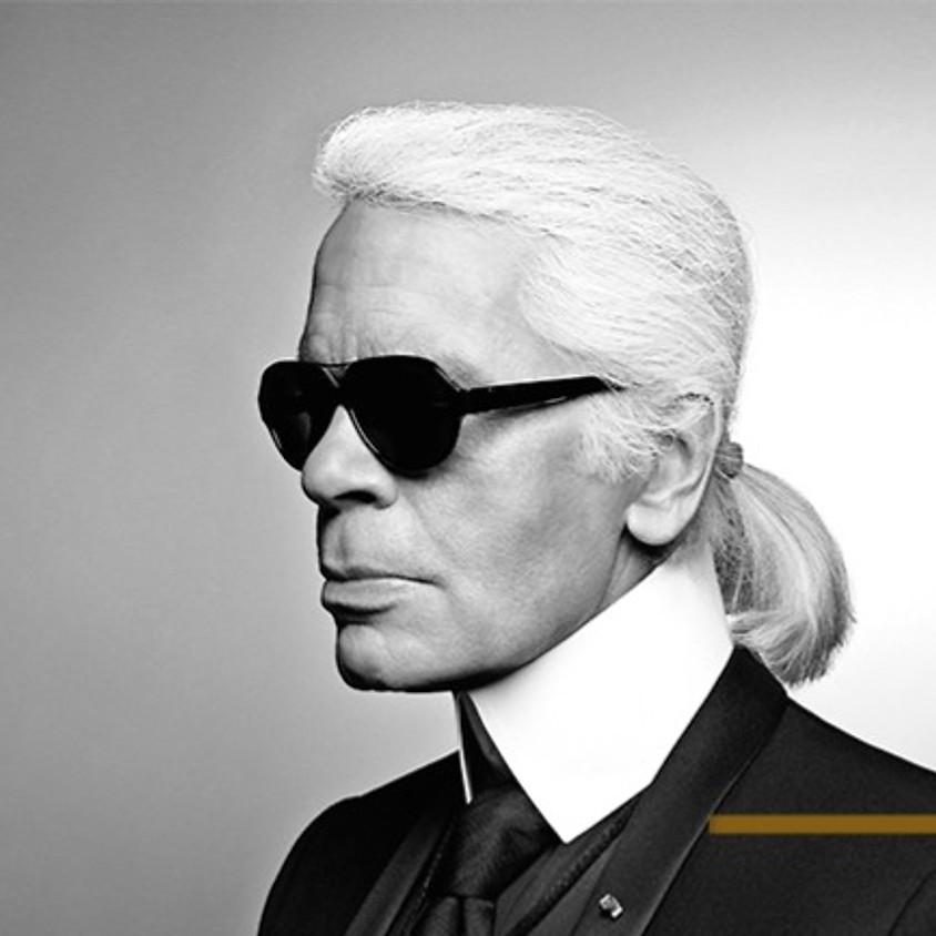 Fasion Talk Karl Lagerfeld