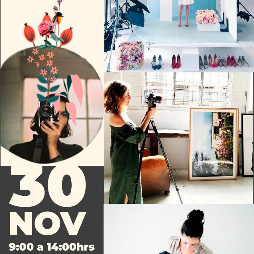 Taller de fotografía para consultores de imagen