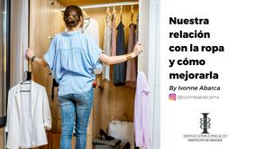 Porqué es tan complicada nuestra relación con la ropa y cómo mejorarla (parte 1)