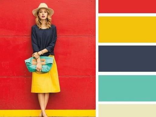 ¿De que color pintas tu vida?