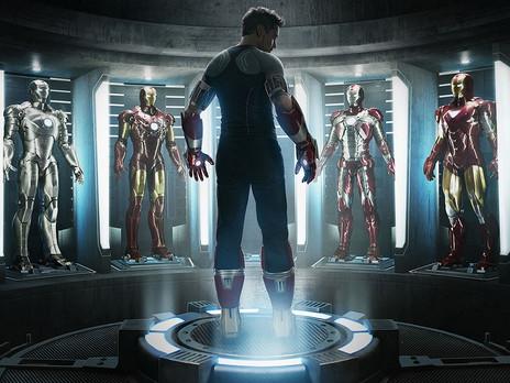 4 Weeks til Iron-Man 3!