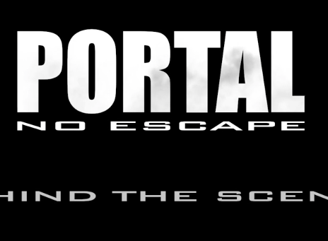 Making of Portal No Escape