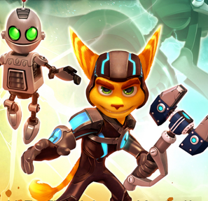 RATCHET & CLANK A CRACK IN TIME