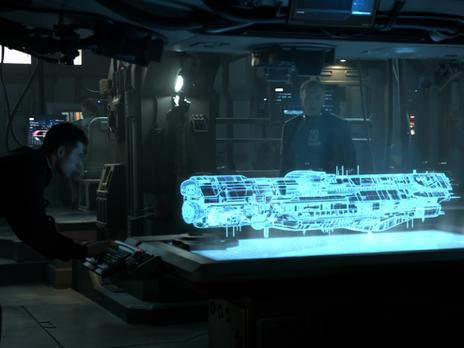 Halo: Commissioning