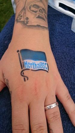 Airbrush Tattoos Berlin