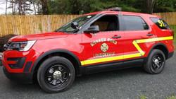 Shaker Rd LoudonVille Fire 6