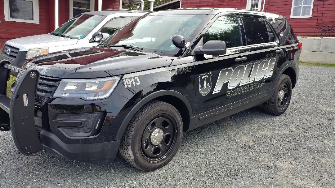 Schenectady Police 7