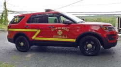 Shaker Rd LoudonVille Fire 5