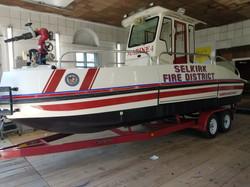 Selkirk Marine Boat (1)