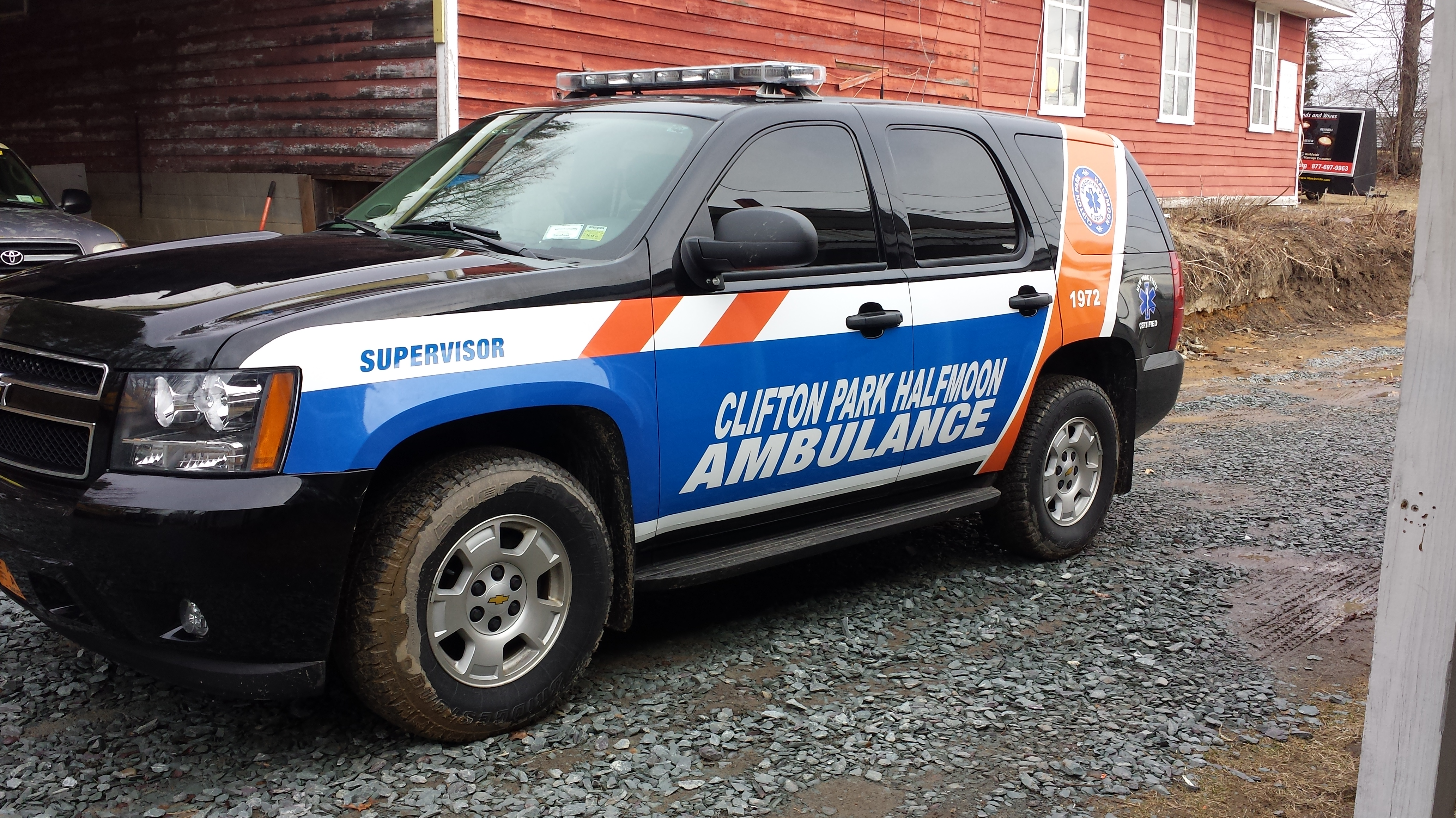 Halfmoon Ambulance