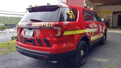 Shaker Rd LoudonVille Fire 4