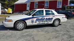 colonie police