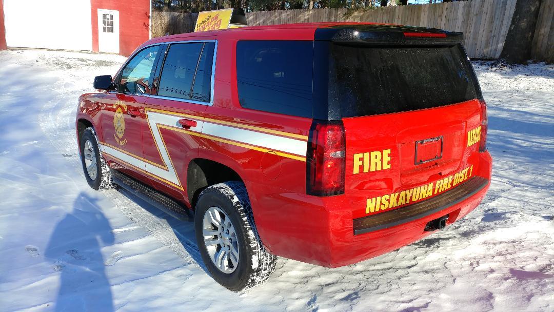 Niskayuna Fire 3