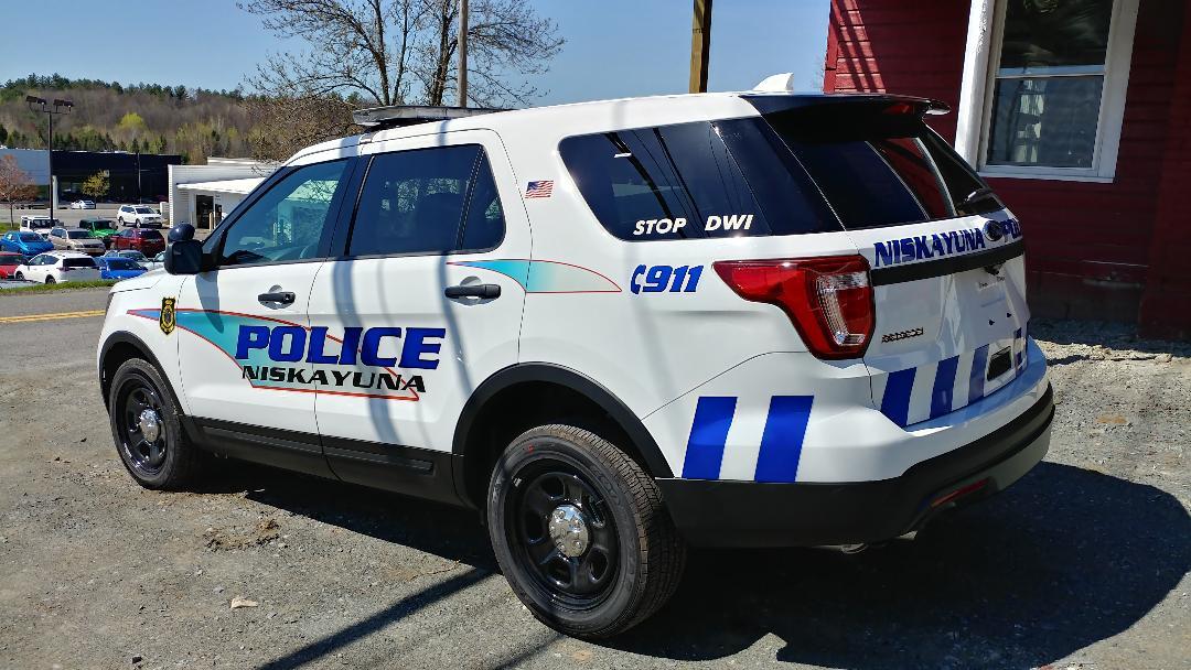 Niskayuna Police 8