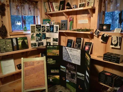 Studio Event / Books & Nature's Merries