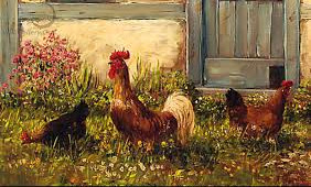Robert Frost : Chicken Farmer -  Kindred Spirit