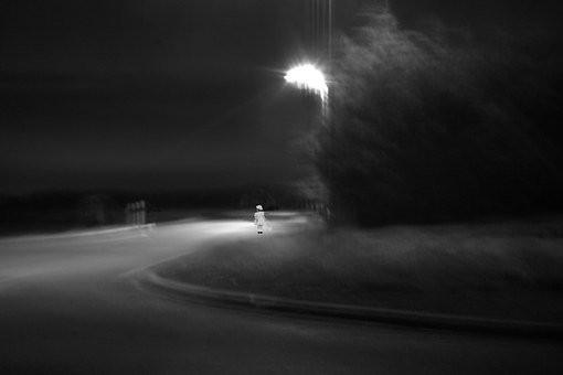 Lost Child, Darkness    CC0