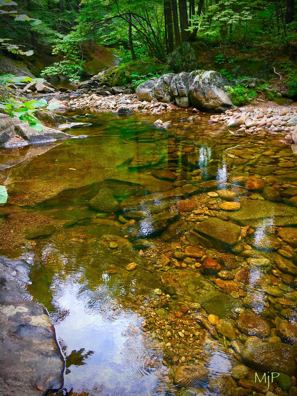 Sacred River, Mj Pettengill