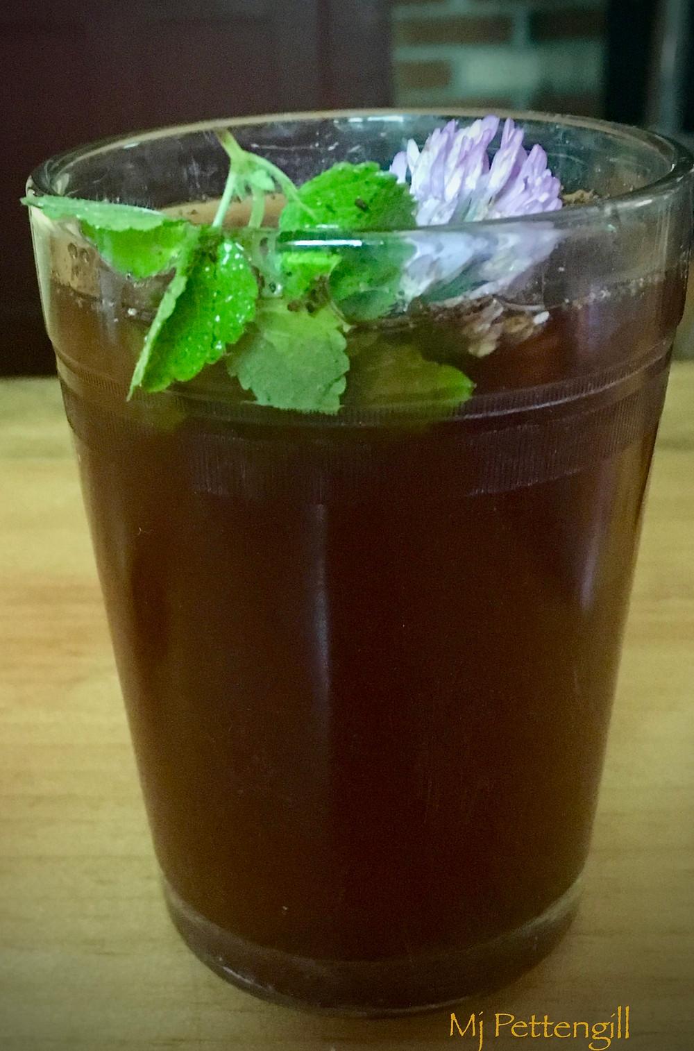 Staghorn Sumac Lemonade