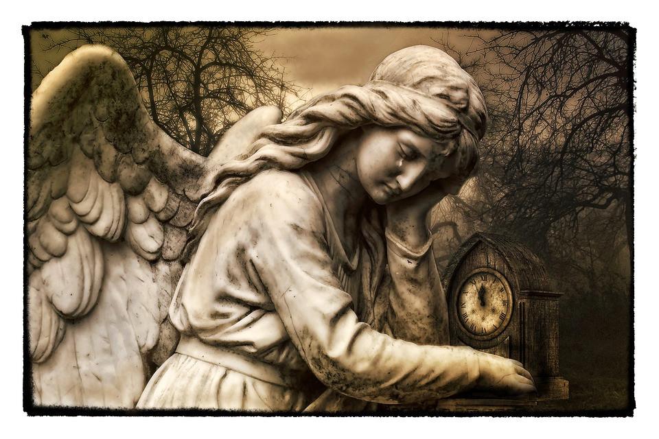 Gothic, Angel, CC0