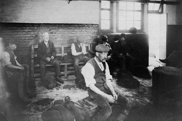 Erie County, NY Poorhouse, Public Domain