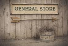 General Store, Public Domain
