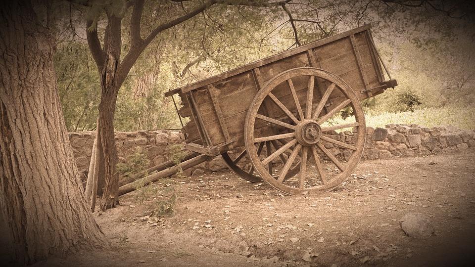 Old Cart, CC0