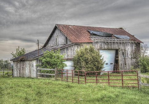 The Soul of a Barn: From the Author's Pen