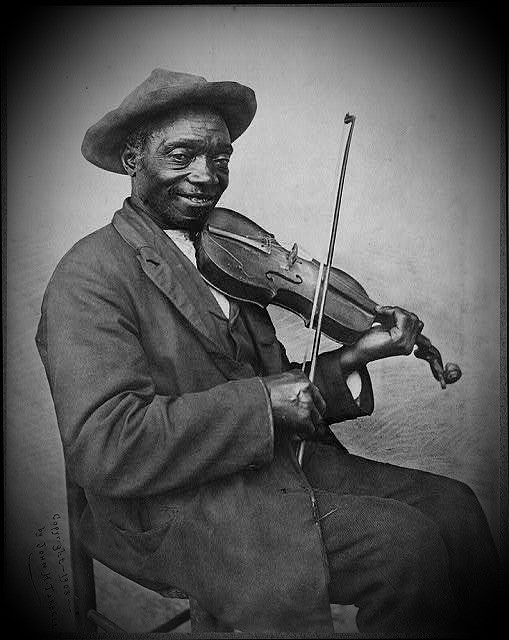 Fiddler Jack of Harper's Ferry