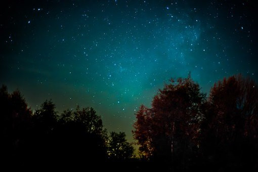 Starry Night, CC0